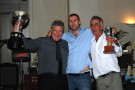 2011 Club Champions - Russell Pilven, Fraser Ross and Gary Edwards