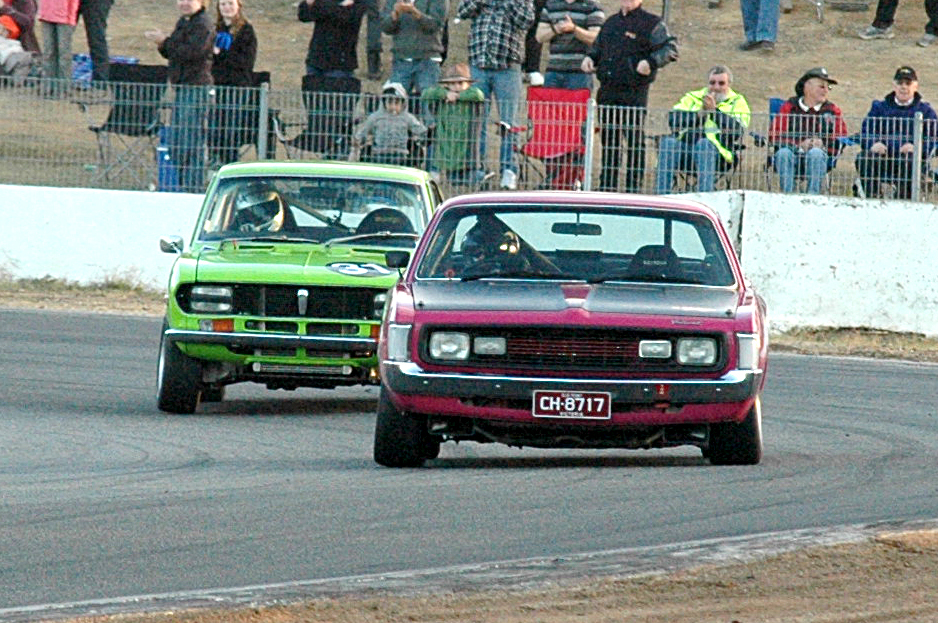 2012 Historic Winton Battle