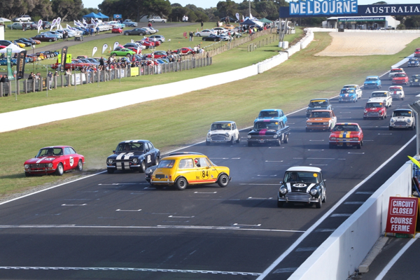 2012 Phillip Island Classic Under 3 Litre Historic Touring Cars