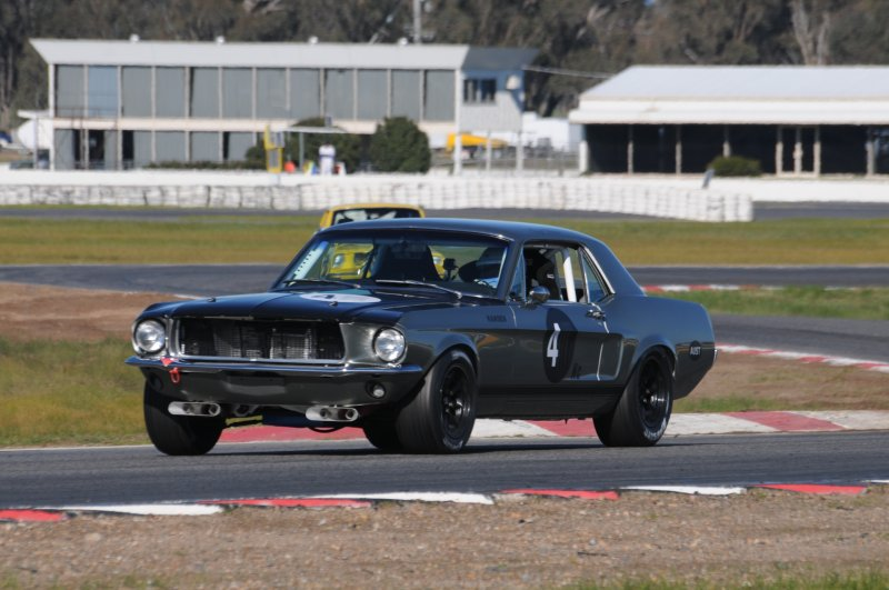 2015 Winton Festival Of Speed Historic Touring Cars