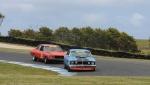Big Holden-Ford battle - Rod Hotchkin and Richard Fairlam