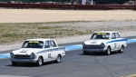 Cortina battles are a midfield staple - David Schofield and Simon Browning
