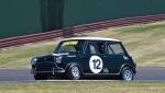 Richard Hill set fastest Mini laptime