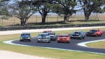 The field leans into the super fast Turn 3