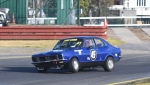 After a bit of Andrew Williams magic Nathan Gordon's Torana has the corners sorted