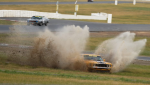 The inclusion of a V8 SuperCars driver made a huge splash